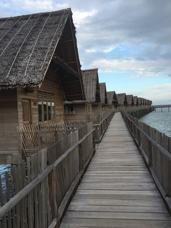 A weekend on a tropical island: Telanas Private Island
