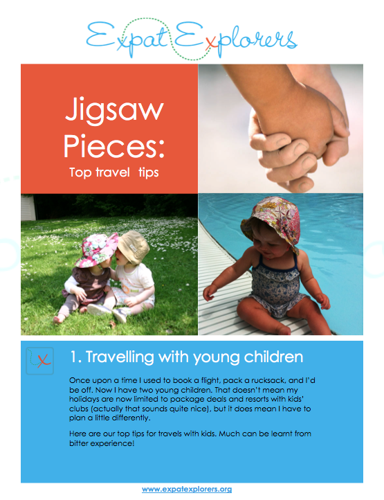 travel with kids top tips