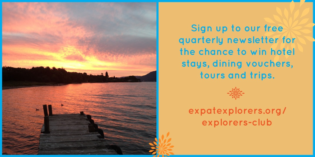 Join our travel and expat newsletter for free prizes