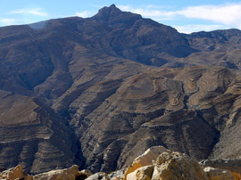 Al Hajar mountains