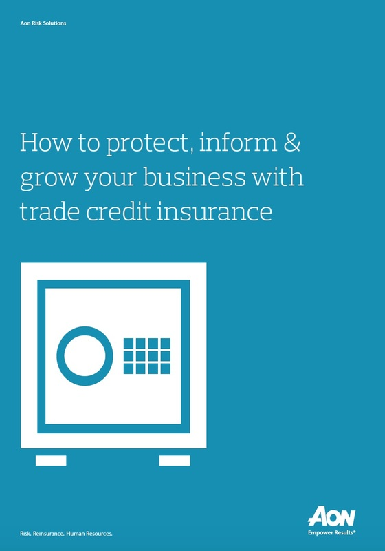 Aon: How to protect & grow your business with trade credit insurance