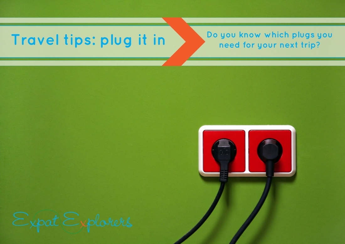 Travel tips: complete guide to plugs around the world
