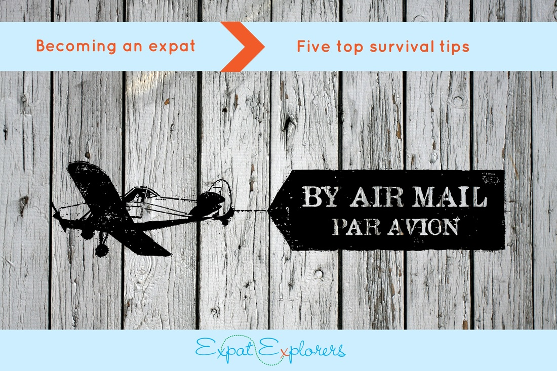 Top survival tips for becoming an expat