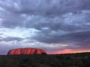 Australia's Red Centre travel notes