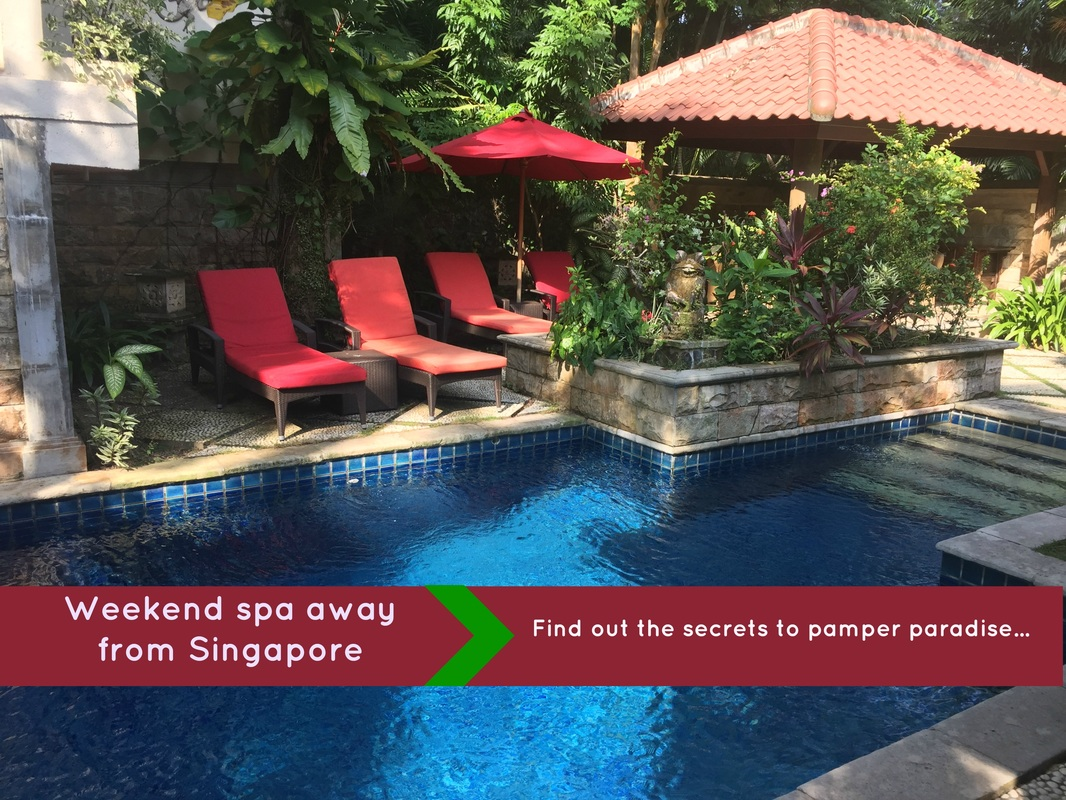 Spa weekend from Singapore: Indonesia