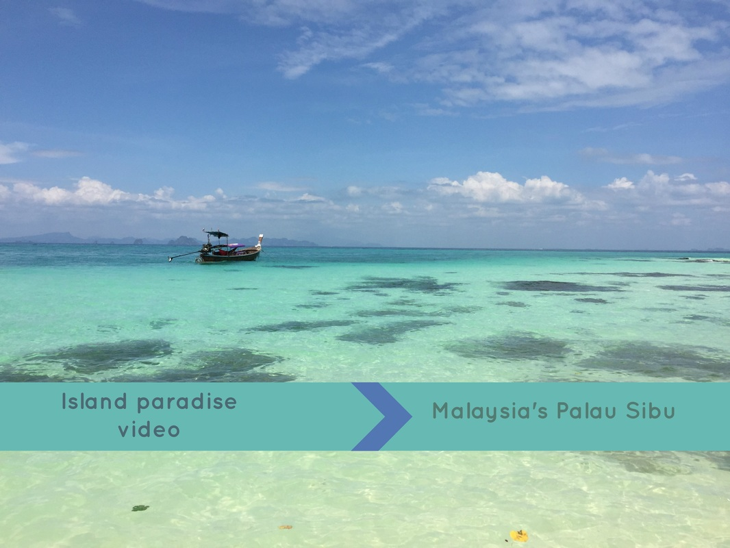 Travel ideas: weekend away from Singapore to Malaysia's Palau Sibu