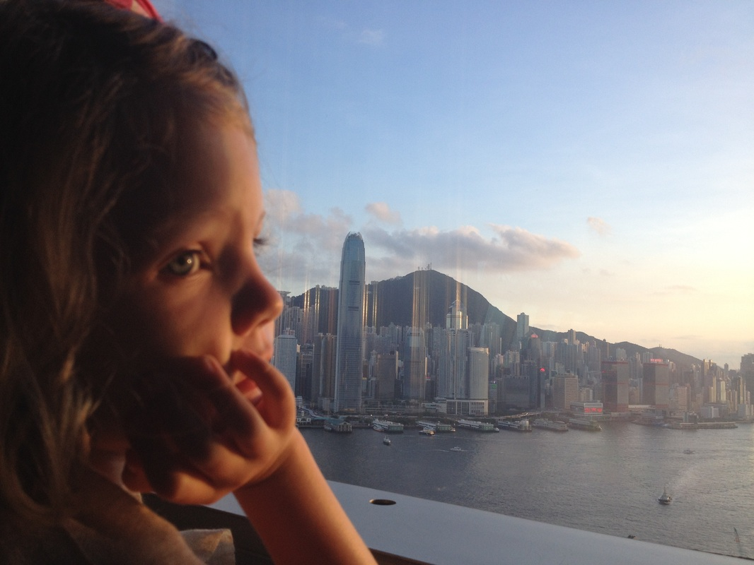 48 hours in Hong Kong