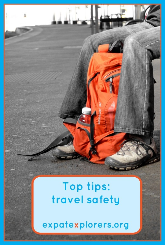 top tips travel safety