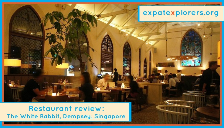 Restaurant review: The White Rabbit, Singapore