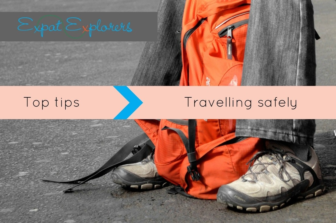 Top tips for travelling safely #InternationalWomensDay